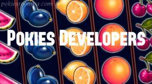 Online Pokies Developers